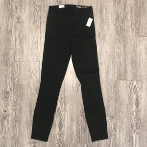 GAP pull-on jean leggings
